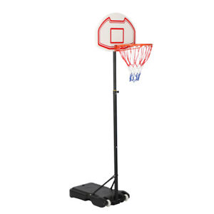 Basketball-Hoop-Backboard-System-Stand-Portable-Outdoor-Sports-Equipment