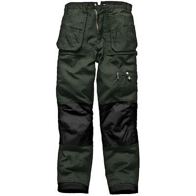 Dickies EISENHOWER Multi Pocket Mens Work Trousers Black or Navy EH26800