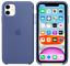 iPhone-11-11-Pro-11-Pro-Max-Original-Apple-Silikon-Huelle-Case-16-Farben Indexbild 24