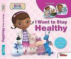 I Want to Be Healthy by AZ Books (Novelty book, 2014)