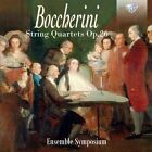 Boccherini: String Quartets, Op. 26 (CD, Jan-2016, Brilliant Classics)