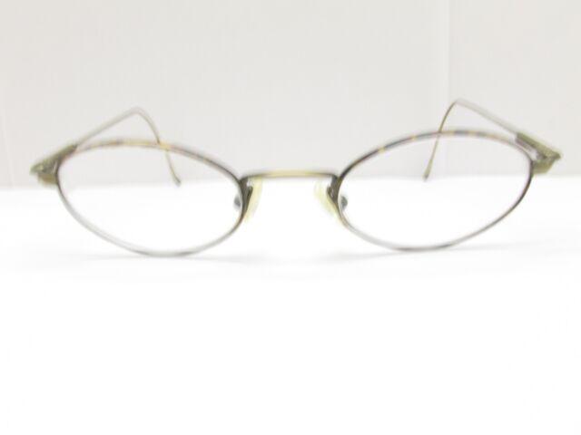 Safilo Team 3921 Eyewear Frames 46-21-135 Gold Tortoise Oval Tv6 ...