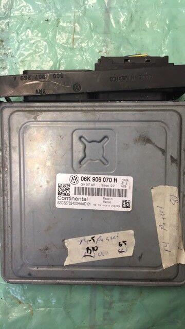 2013-2015 VW Beetle ecm ecu computer 06K 906 070 C