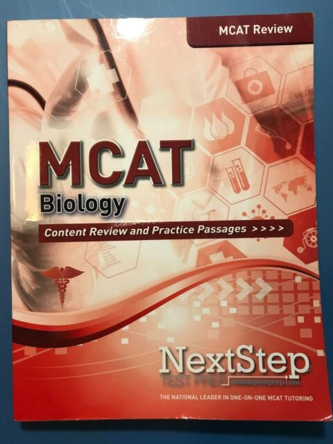 MCAT Biology : Content Review and Practice Passages by Bryan Schnedeker  (2018, Paperback)
