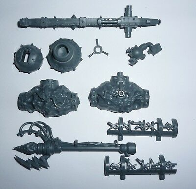 G1397 SKAVEN plagueclaw//WARP LIGHTNING CANNON Warp Cannon
