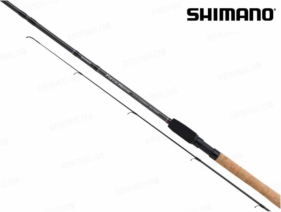FMAX11CFDR Canna Shimano Forcemaster Ax 11' Commercial Pesca Feeder CSP
