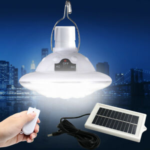 Image Is Loading New 22led Outdoor Indoor Solar Lamp Hooking Camp
