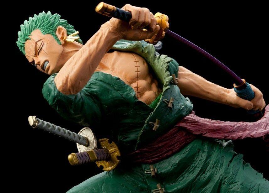 ☀ One Piece Rgoldnoa Zgold SCultures Colosseum Zoukei Banpresto Figure Figurine ☀