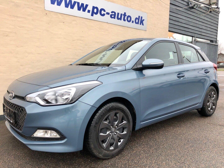 Hyundai i20 1,25 Fresh 5d - 114.900 kr.