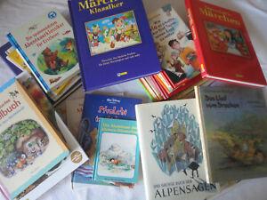 Paket-Sammlung-von-48-Stueck-Kinderbuecher-Jugendbuecher