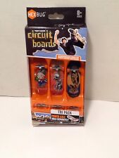 Tony Hawk Circuit Board Mini Skateboard Set Interchangeable Decks -NO POWER AXLE