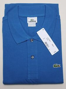 d81fd6aaa8487 Details about Lacoste - Original Polo - L1212 - Baltic