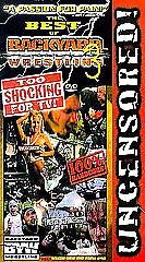 Best of Backyard Wrestling 3: Too Shocking For TV (VHS ...