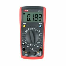 Accuracy Standards Palm-Size UT39E UNI-T Digital LCD Digital Multimeter Power 9V