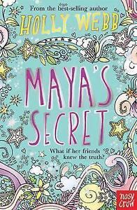 Maya-039-s-Secret-by-Webb-Holly-Paperback-book-2014
