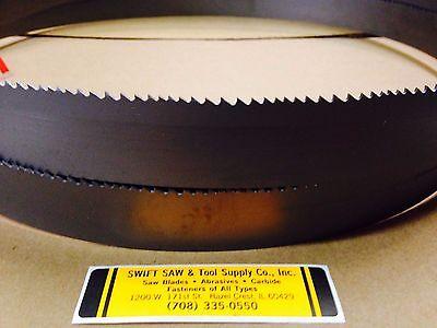 "X 1/"" X .035 X 10//14T COBALT BIMETAL BAND SAW BLADE DISSTON USA 8/'10/"" 106/"""
