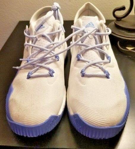 newest d7a6c 1e892 Adidas adidas crazylight Low zapatillas de baloncesto tamaño tamaño tamaño  14,5 Azul   blanco nuevo el mas popular de zapatos para hombres y mujeres  23bea4