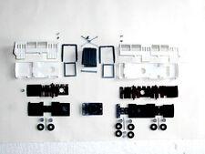 H0: 90 0001 93: NEU: Bausatz Gelenkbus Ikarus 280 weiß DDR Maßstab 1:87