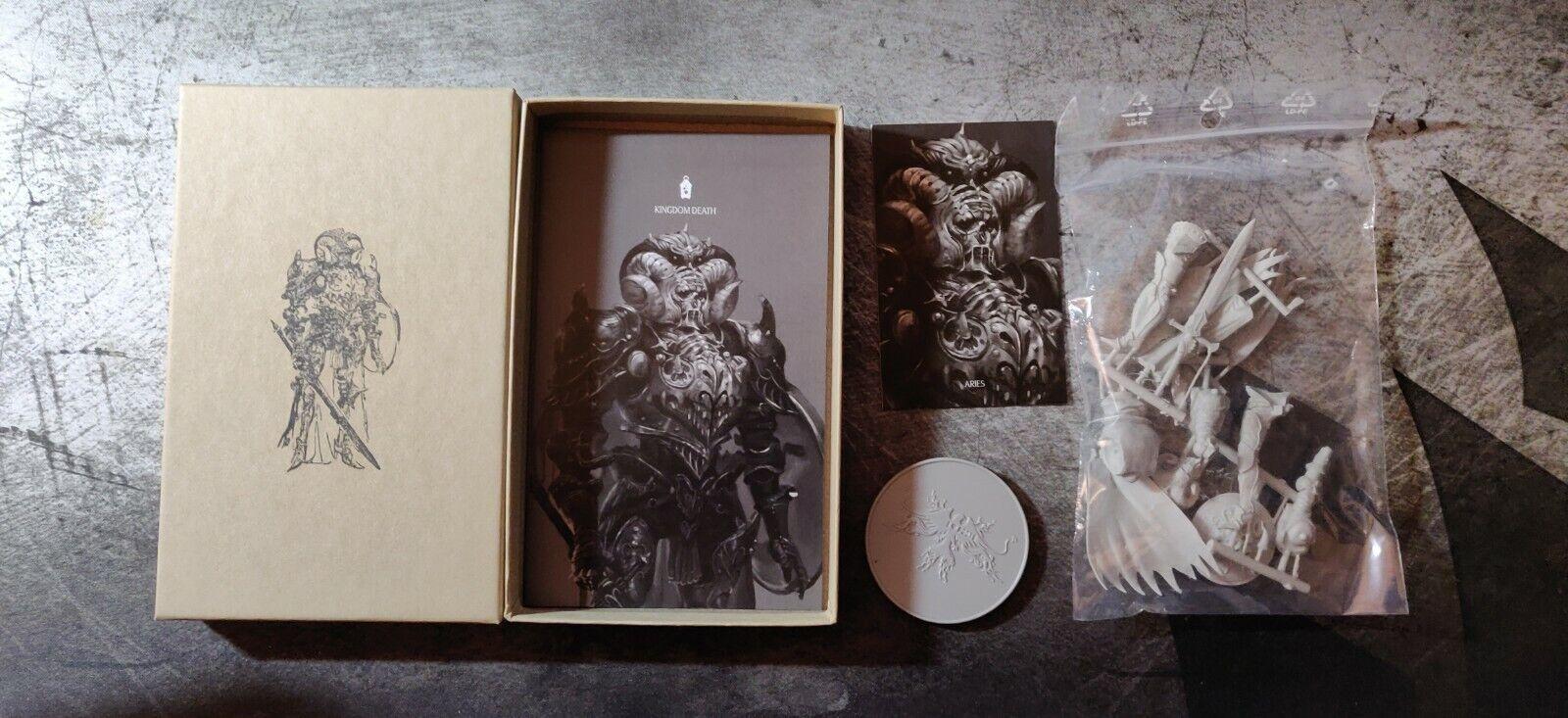 Kingdom  Death-Aries encore Edition-Résine Miniature  magasin pas cher
