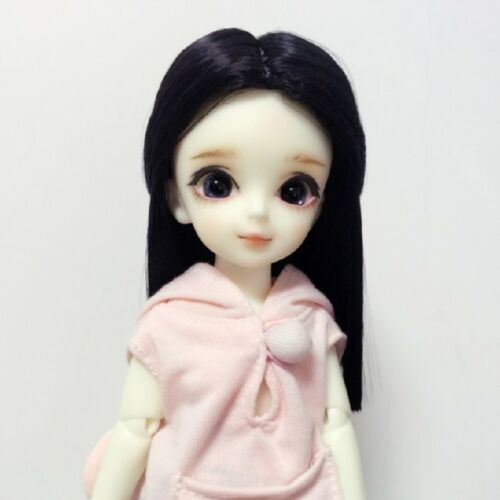 "New1//3 Girl BJD SD Doll Wig Dollfie 8-9/"" DOD Long Big Baby Bjd Doll Wig Color"