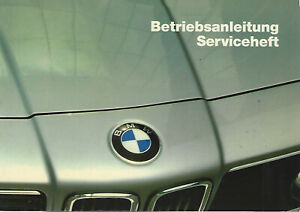 BMW-M-635-CSi-Betriebsanleitung-1985-E24-Bedienungsanleitung-6er-Handbuch-BA