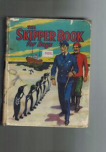 SKIPPER BOOK FOR BOYS 1935 from Skipper Comic G D. C. Thomson