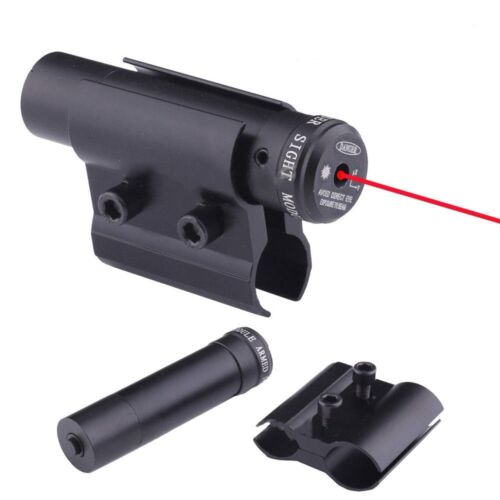 Red Dot Laser Sight Barrel QQ Clamp Holder Mount for Rifle Flashlight Scope New