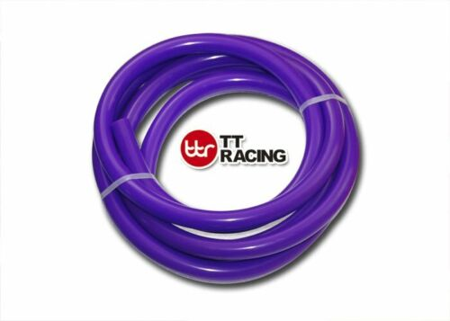 """3//16/"""" Silicone Vacuum Tube Hose Tubing Pipe Price for 5FT Blue 5mm"""