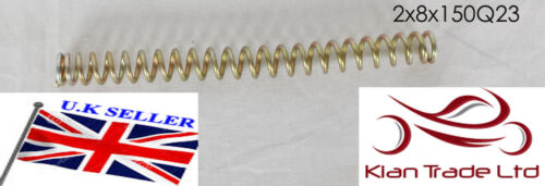 Compression spring 2mm X 8MM X 150MM DIY Steel metalworking machanic spring