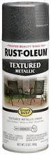 Rust-Oleum 262658 StopsRust Decorative Textured Metallic Spray Paint - Excalibur