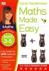 Maths Made Easy Adding And Taking Away Preschool Ages 3-5: Preschool ages 3-5 by Carol Vorderman (Paperback, 2014)