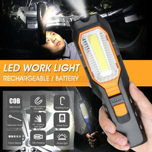 Rechargeable-Car-Maintenance-LED-Lamp-Light-USB-Magnet-Protable-Working