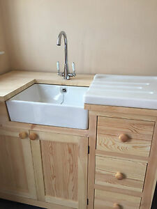 ... Sinks without Taps > See more Baby Belfast Butler White Ceramic Sink