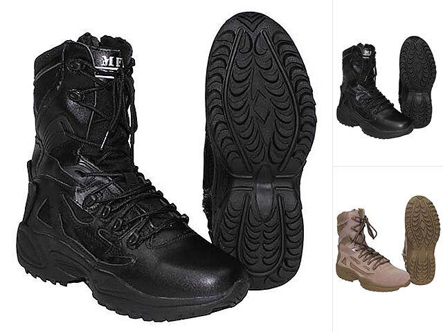 MFH botas Tactical outdoor Boots botín de senderisml noté zapatos 40-46