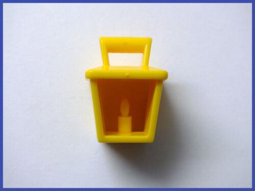 Playmobil accessoire moyen age enseigne porte flambeau console girouette pont