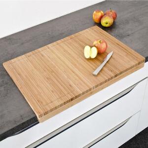 Tagliere-Piano-di-Lavoro-in-Legno-di-Bambu-per-Tagliare-Verdura-Carne-56x38x5cm