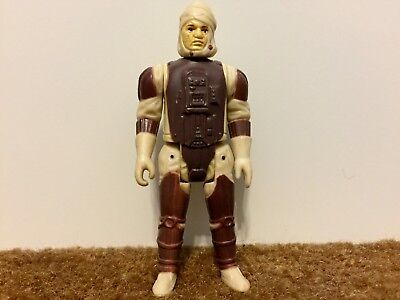1983 Kenner Star Wars Rebel Commando Hong Kong Excellent Clean Condition ROTJ