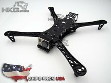 Reptile Alien 500 Glass Fiber Quadcopter Frame Kit with 5v 12v BEC PDB - BK Arms