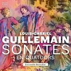 Louis-gabriel Guillemain Sonates En Quatuors CD