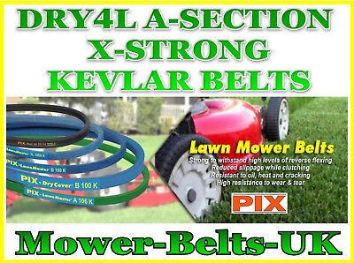 "A103K A-SECTION MADE WITH KEVLAR BLUE V BELT 1//2/"" X 105/"""