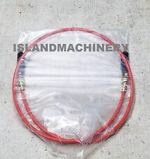 419 43 11260 Komatsu Wheel Loader Throttle Accelerator Cable Wa300l 3