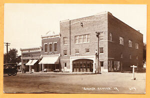 C1915 RPPC Cadillac dealership? Garage, Business block ...