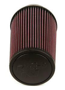 K-amp-N-Round-Tapered-Air-Pod-Filter-Universal-4-034-Inch-x-9-034-102MM-TURBO-INLET