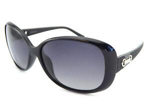 821a20d315 Image is loading POLAROID-Women-039-s-Polarized-Sunglasses-Black-Grey-