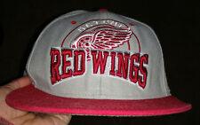 Detroit Red Wings Cap Hat Snapback 47 Brand