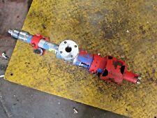 Continental 1 12 Stainless Progressive Cavity Pump 69315j Used
