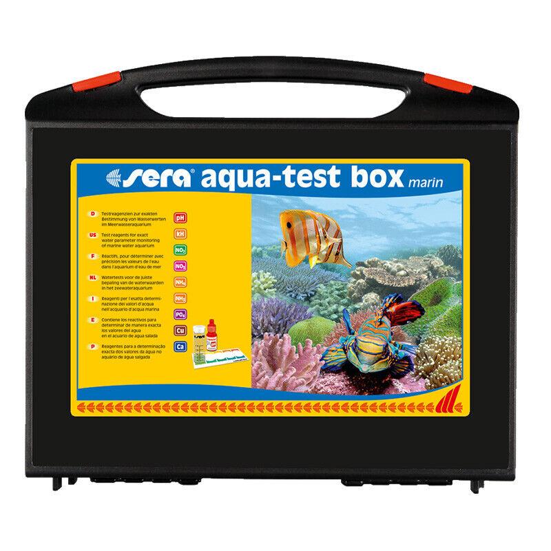 SERA Aqua Test Box (acqua marina)