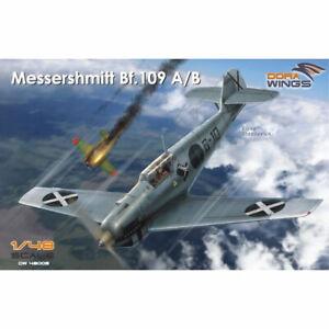 Dora-Wings-48009-Messershmitt-Bf-109-A-B-Legion-Condor-1-48-Plastic-Model-Kit