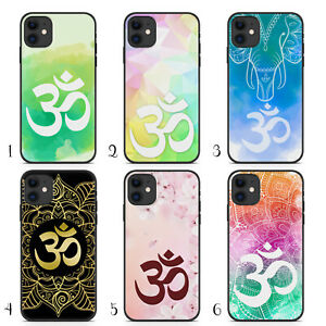 Handyhuelle-Om-Mandala-fuer-iPhone-Apple-Silikon-Huelle-MMM-Berlin-Goa-Peace-Yoga