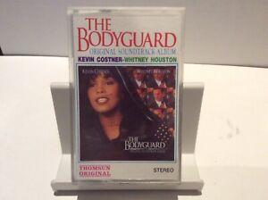 THE 'BODYGUARD' ORIGINAL SOUNDTRACK, Music Cassette Tape